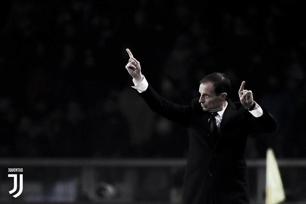 """Allegri exalta vitória da Juventus em cima do Torino: """"É um ótimo resultado"""""""
