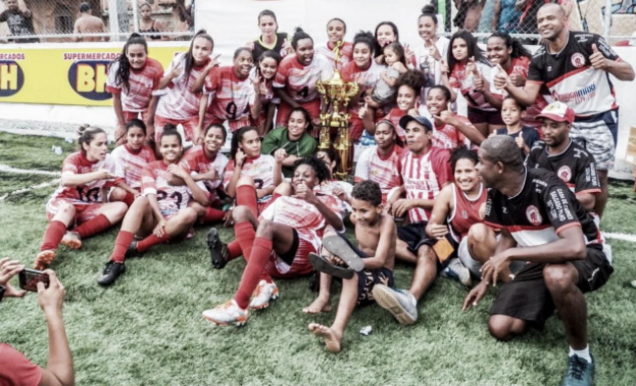 Atlético-MG sela parceria com clube de futebol feminino