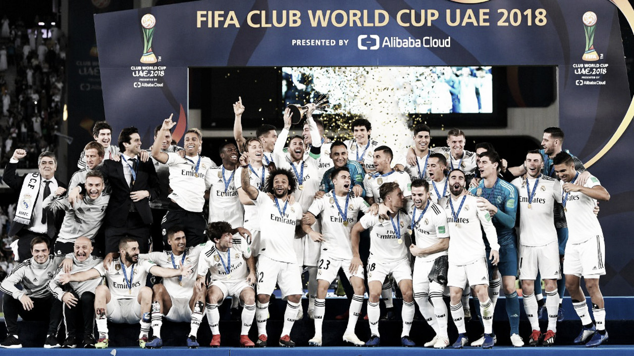 Real Madrid goleia Al Ain e conquista inédito tricampeonato do Mundial de Clubes