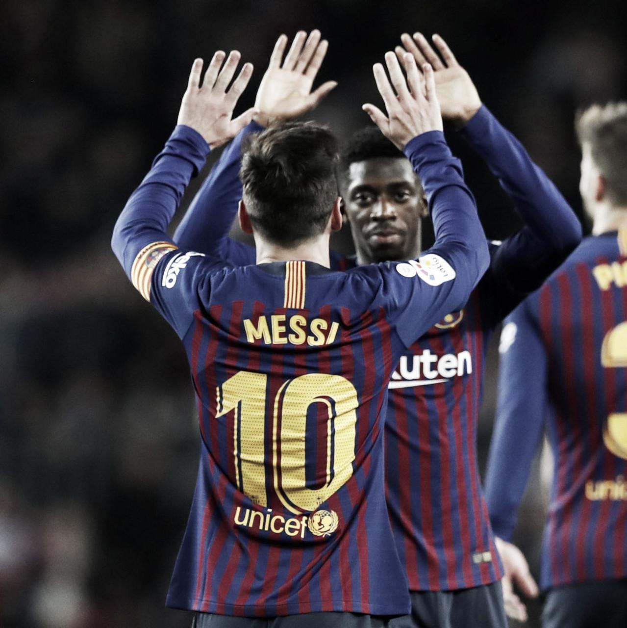 Barcelona Bate Celta De Vigo Em Casa E Aumenta Diferença