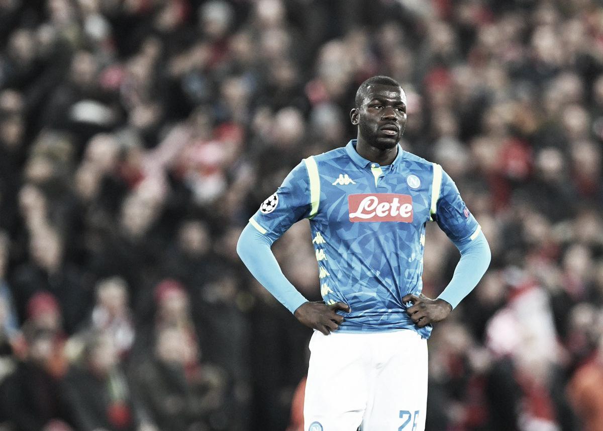 """Alvo de racismo na Serie A, Koulibaly louva descendência: """"Orgulho da minha pele"""""""