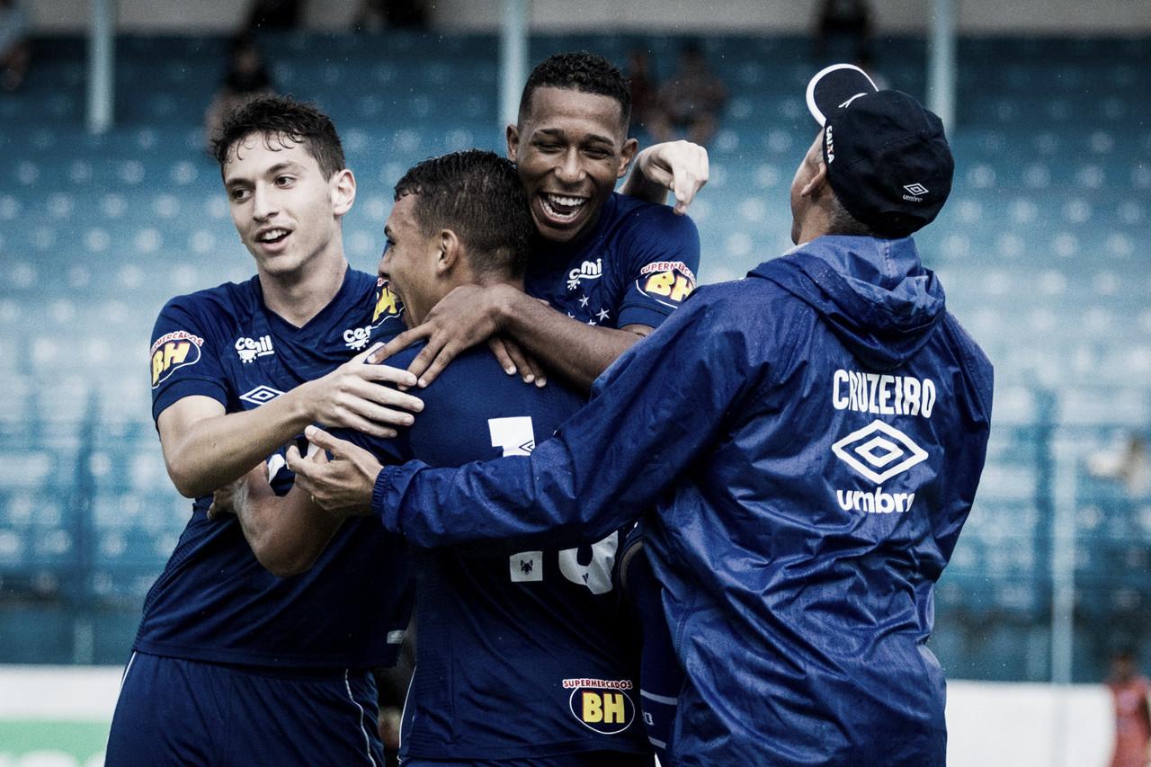 Superior, Cruzeiro derrota Babaçu-MA na estreia da Copa São Paulo