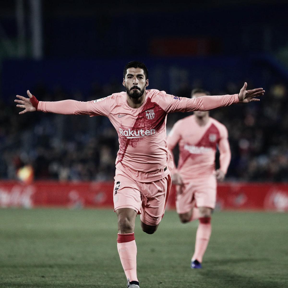 Barcelona resolve no primeiro tempo e vence Getafe fora de casa pela La Liga