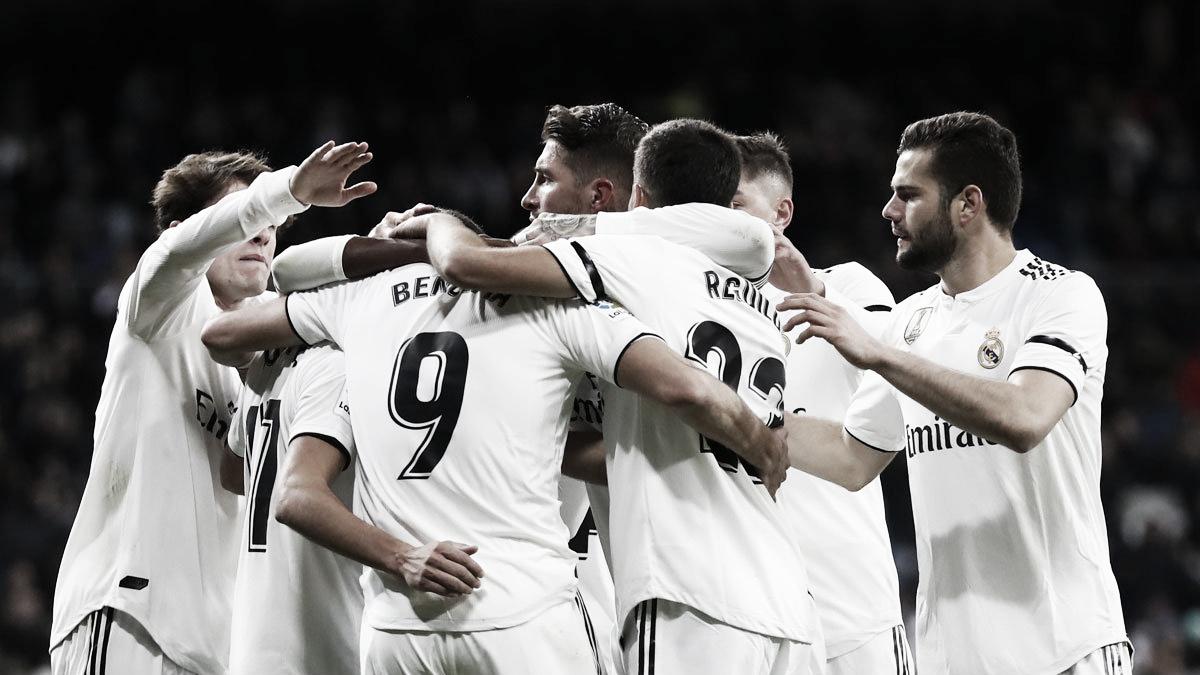 Com golaço de Vinícius Júnior, Real Madrid vence Leganés e abre vantagem na Copa do Rey