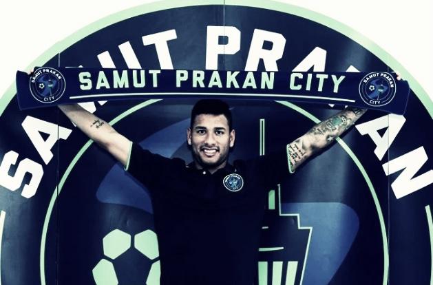 Revelado no Santa Cruz,Ibson Melotroca futebol português pelo da Tailândia