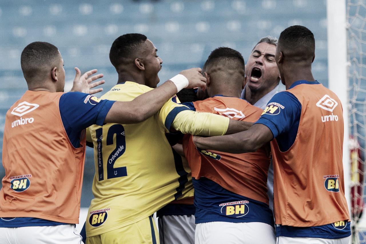 Impecável nos pênaltis, Cruzeiro derrota Sport e avança na Copa São Paulo