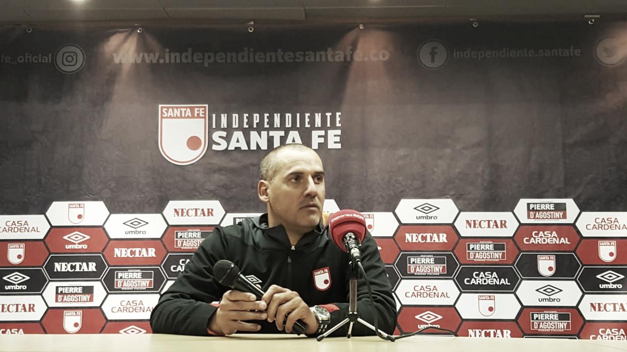 """Edgardo Adinolfi: """"Faltan los resultados y el equipo está en construcción"""""""