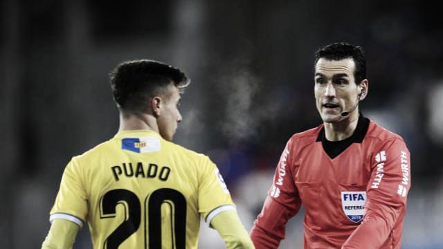 Martínez Munuera dirigirá el encuentro ante el FC Barcelona