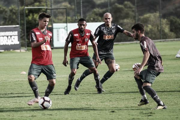De olho na Libertadores, Atlético-MG recebe o Tupi com equipe alternativa