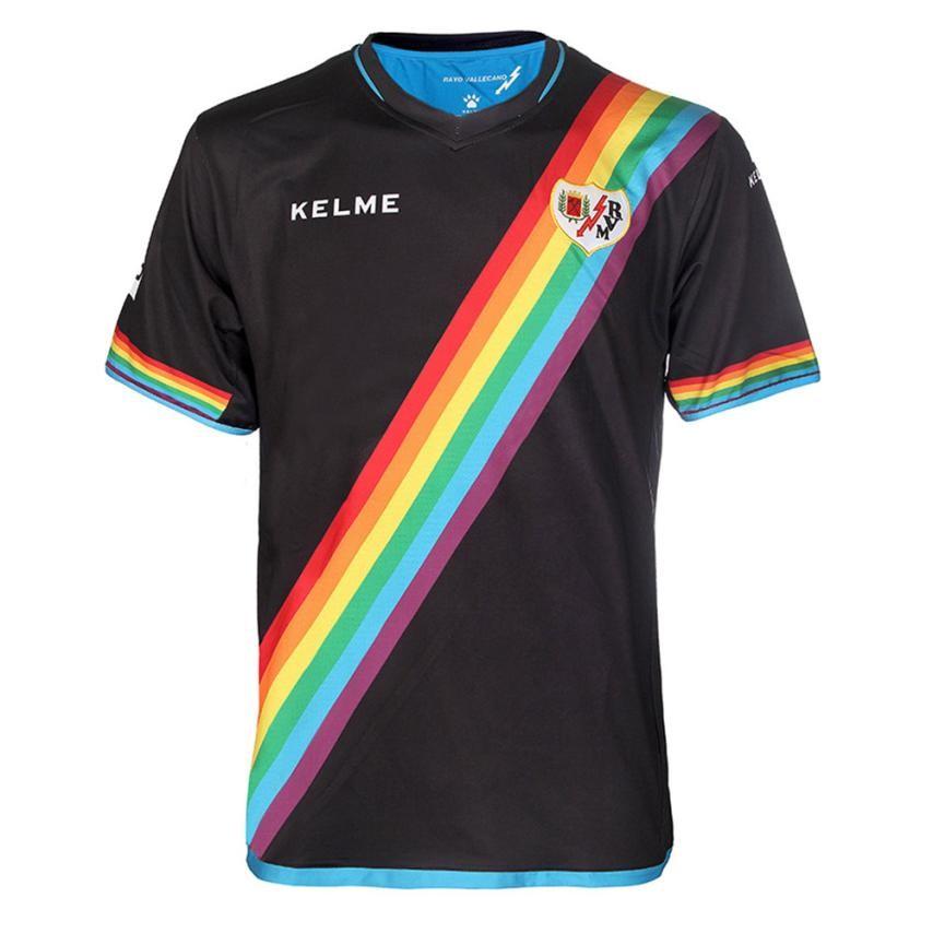 El Altrincham, como el Rayo en su momento, tendrá una camiseta para apoyar el movimiento LGBT