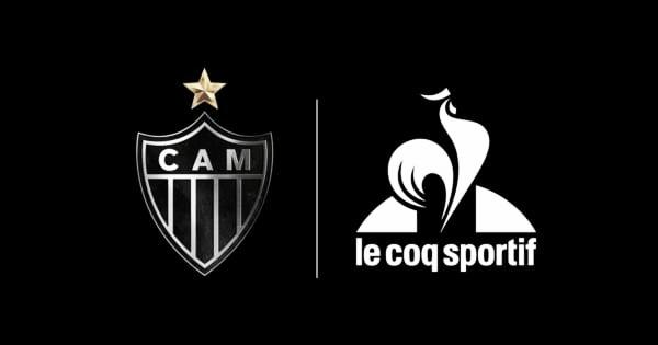 Atlético-MG anuncia marca francesa como nova fornecedora de materiais esportivos