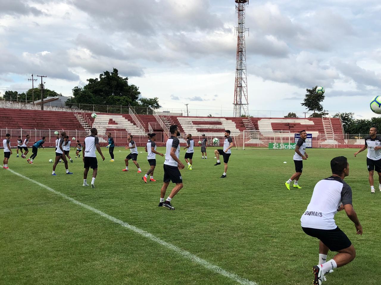 Foz do Iguaçu recebe Ceará pela segunda fase da Copa do Brasil