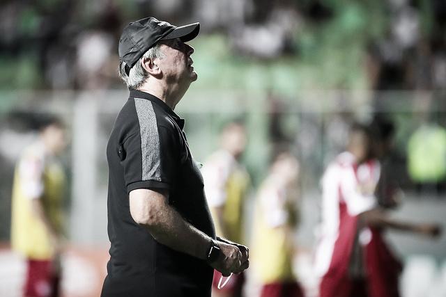 """Levir Culpi destaca vitória do Atlético-MG sobre o Villa Nova: """"Fomos superiores"""""""