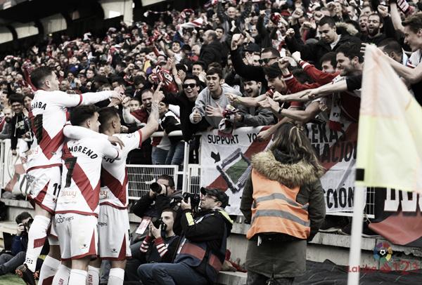 Rayo, Depor y Leganés vaciarán sus gradas cinco minutos contra los horarios de liga
