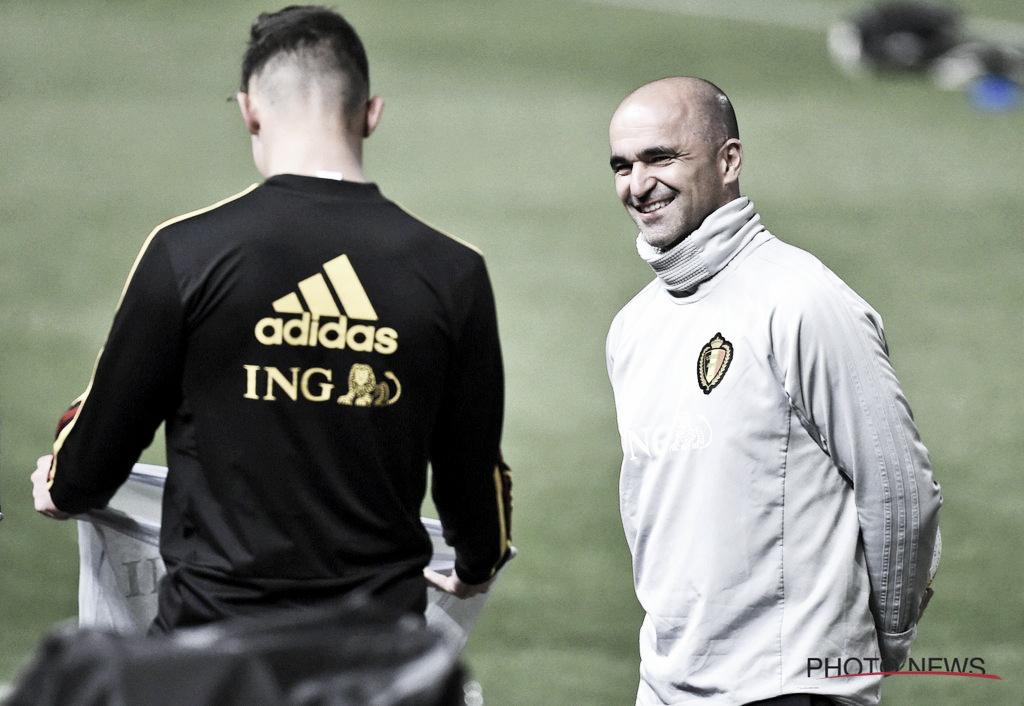 """Martínez elogia postura da Bélgica após vitória sobre o Chipre: """"Tivemos o controle"""""""