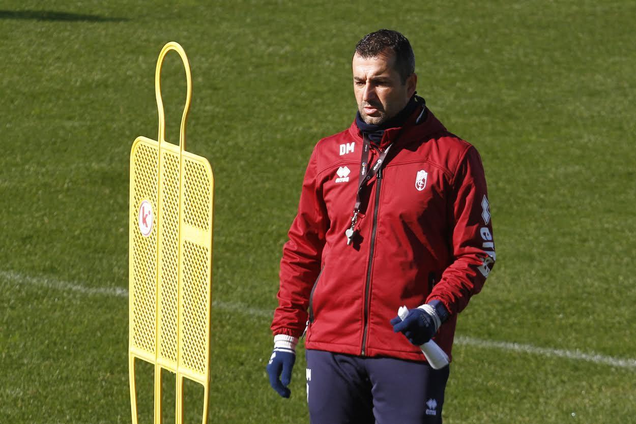"""Diego Martínez: """"Hay que mantener nuestra actitud y hacerlo desde el disfrute"""""""
