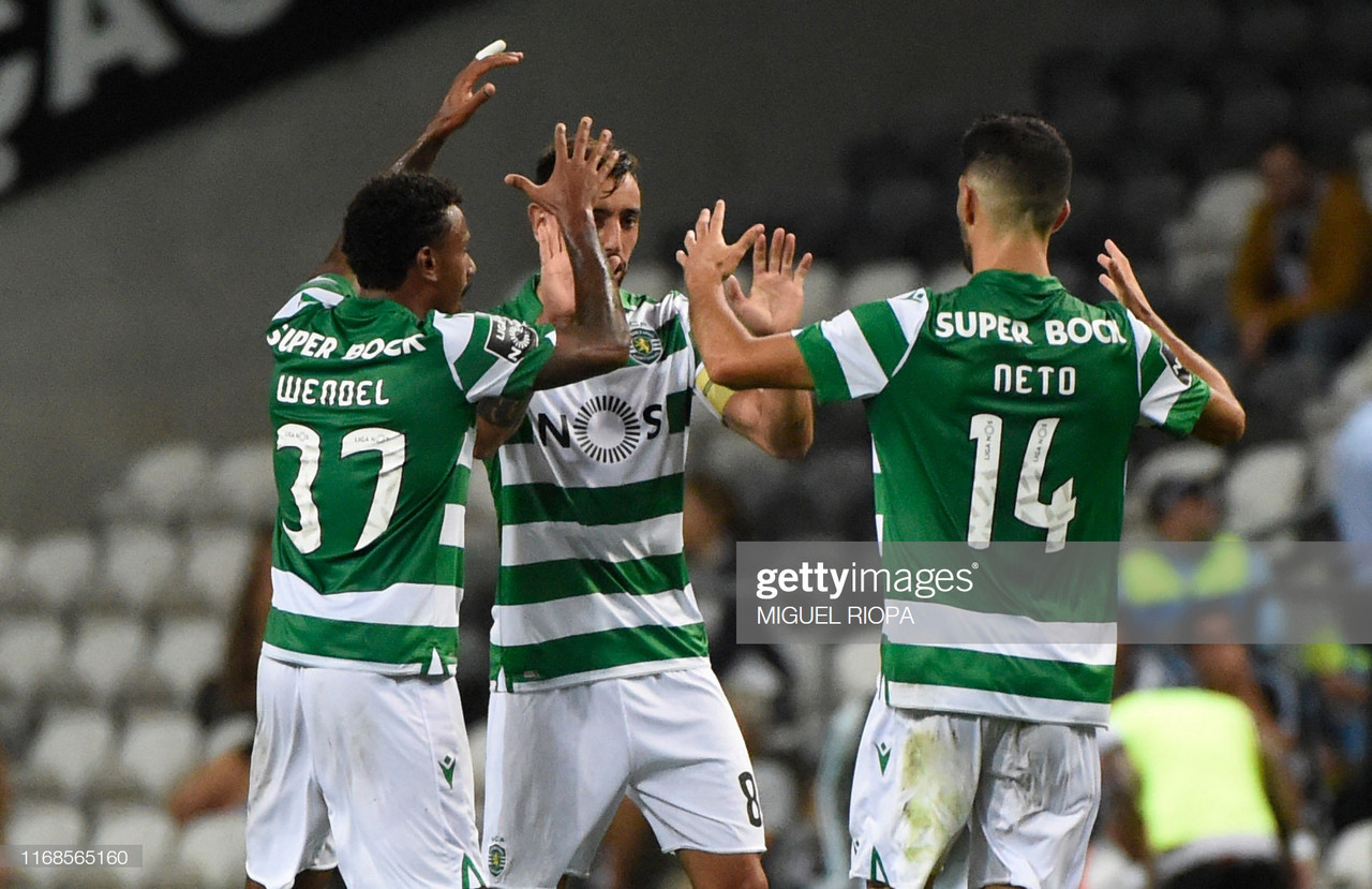 Bruno Fernandes salva derrota