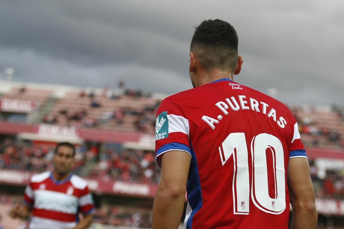 """Antonio Puertas: """"No me importaría quedarme aquí toda una vida"""""""