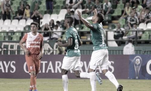 Historia del Deportivo Cali visitando Paraguay