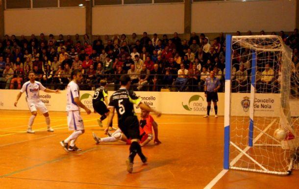 El Santiago Futsal pasa a octavos de final de la Copa del Rey
