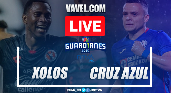 Goals and Highlights Xolos 1-2 Cruz Azul, Guard1anes 2020 Liga MX