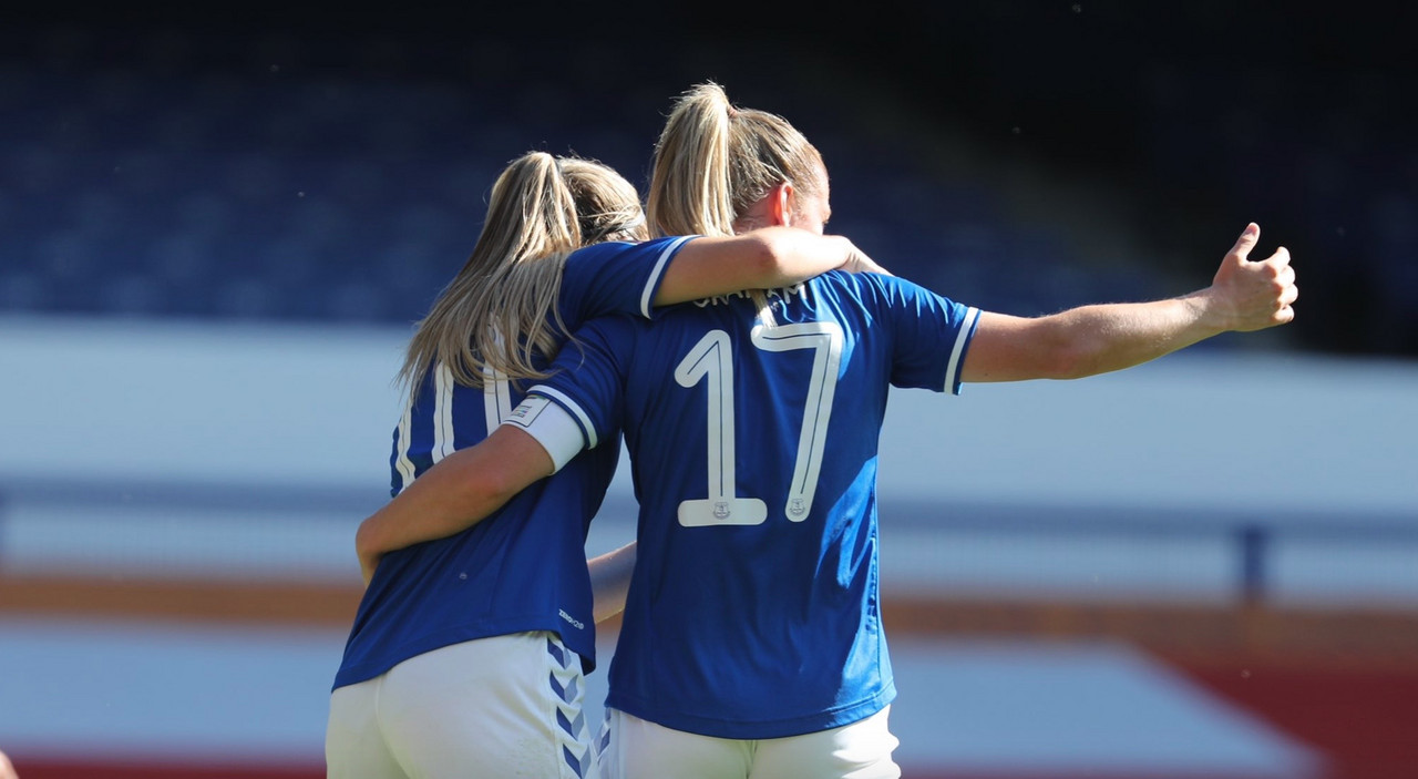 Everton Women 2 1 Chelsea Women Valerie Gauvin Header Earns Toffees A Place In The Fa Cup Semi Finals Vavel International