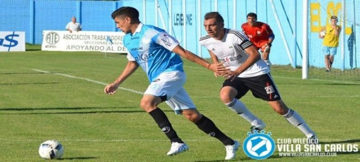 Deportivo Riestra quedó como único líder del torneo