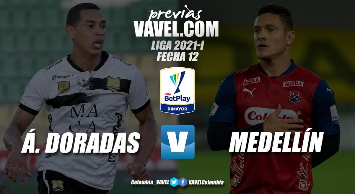 Previa Águilas Doradas vs Independiente Medellín:duelo antioqueño por regresar al camino del triunfo