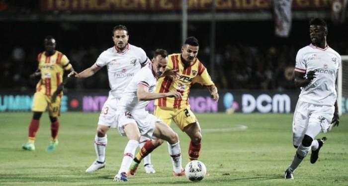 Diretta Perugia-Benevento, probabili formazioni e tempo reale ore 20.30