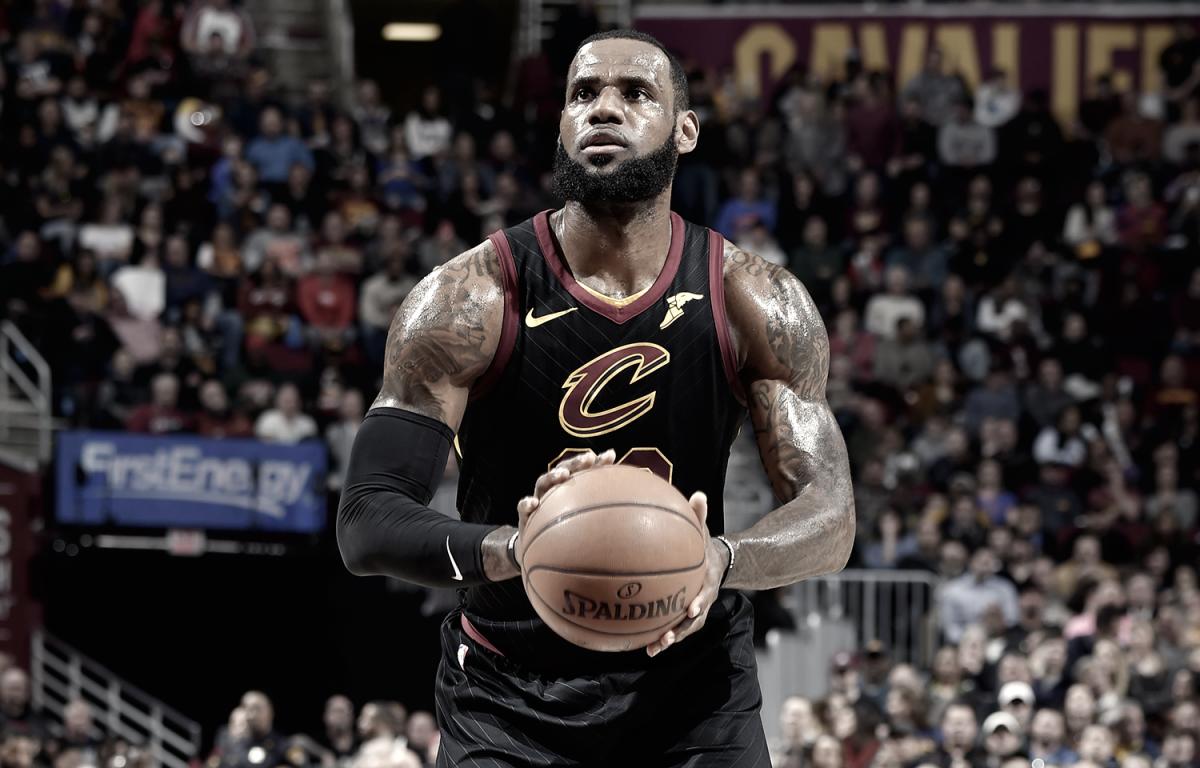Momentazo de la jornada: LeBron James sigue agrandando su legado