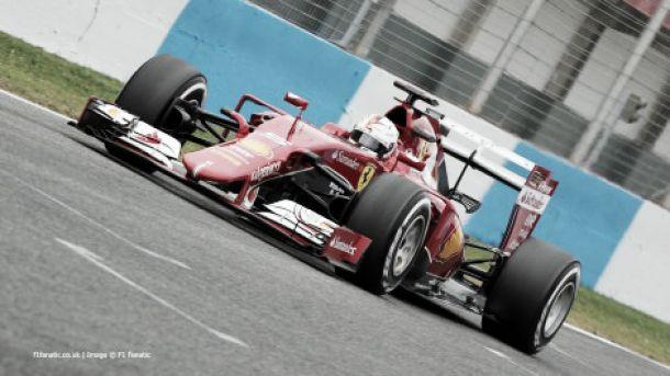 Testes em Jerez - Dia 2: Vettel de novo mais rápido