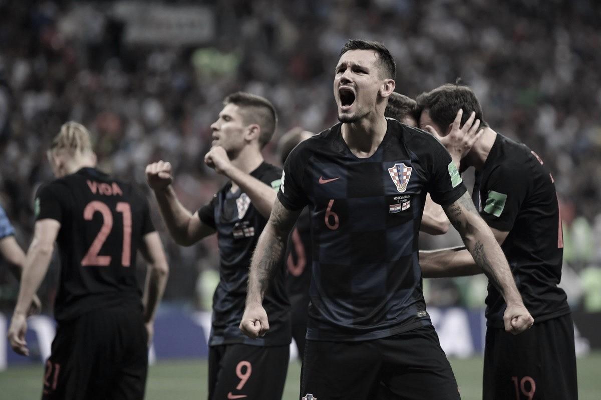 Croácia é o 13º país a disputar uma final de Copa do Mundo