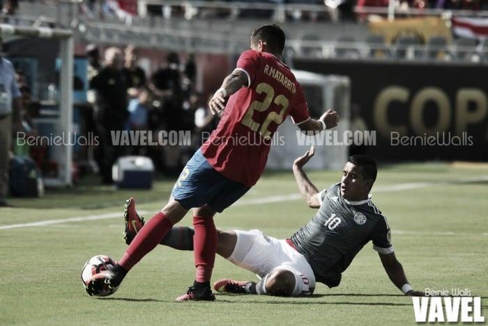 Images and Photos of Costa Rica 0-0 Paraguay in Copa America Centenario 2016