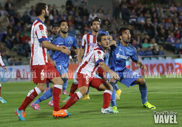 El Getafe lleva más de tres años sin marcar un gol al Atlético de Madrid
