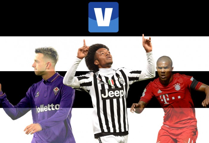 Juventus - Douglas Costa con Bernardeschi? Possibile se parte Cuadrado