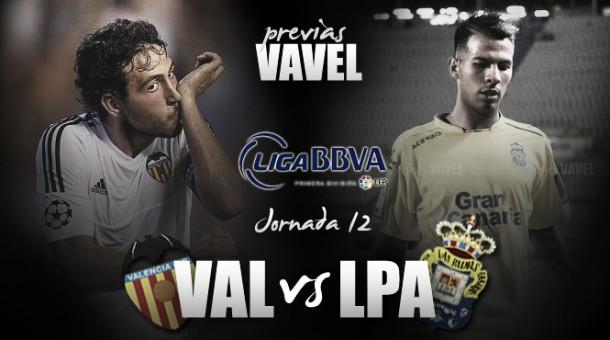 Valencia - UD Las Palmas: El reto está ahí fuera