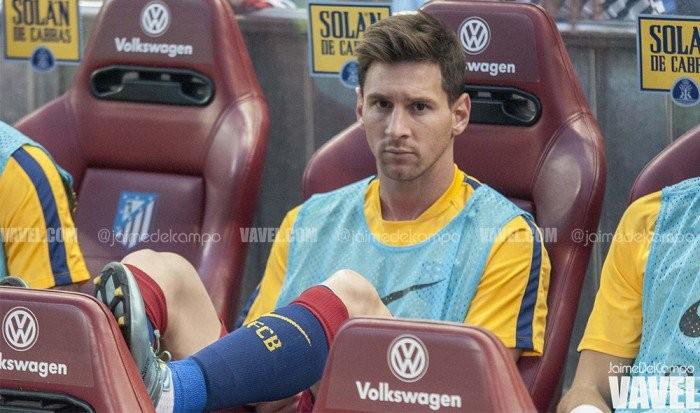 Barcellona: problemi all'adduttore per Leo Messi, diminuirà i carichi di lavoro in allenamento