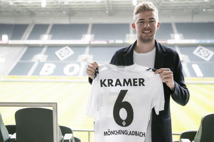 """Christoph Kramer retorna ao Borussia M'gladbach: """"Estou muito feliz por estar de volta"""""""