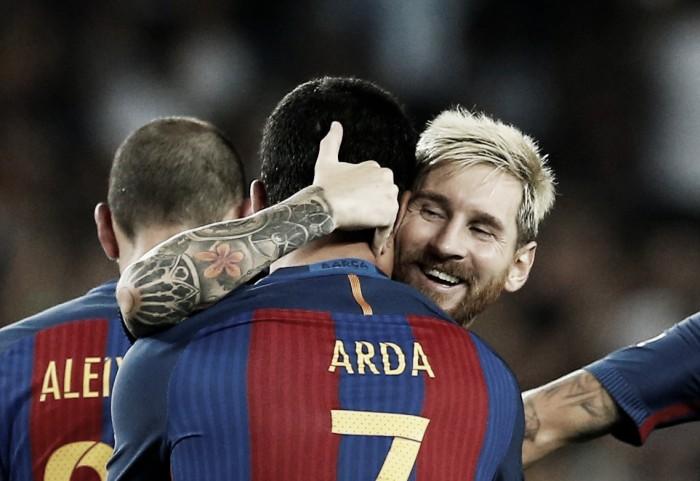 Il Barcellona si aggiudica la Supercoppa Spagnola: 3-0 al Siviglia