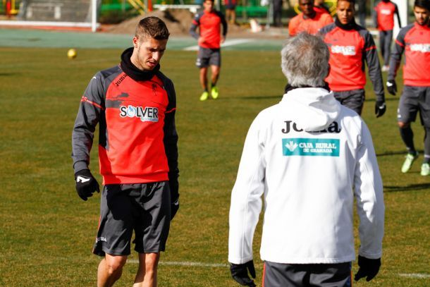 El Granada pagará al Atlético de Madrid para que juegue Rubén Pérez