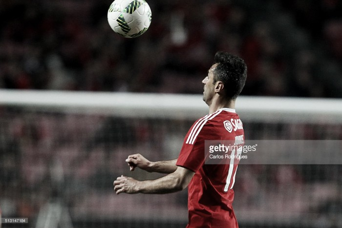Sporting x Benfica: será desta, Jonas?