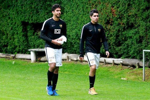 """David Cabrera: """"Volver a Selección es un reto personal"""""""