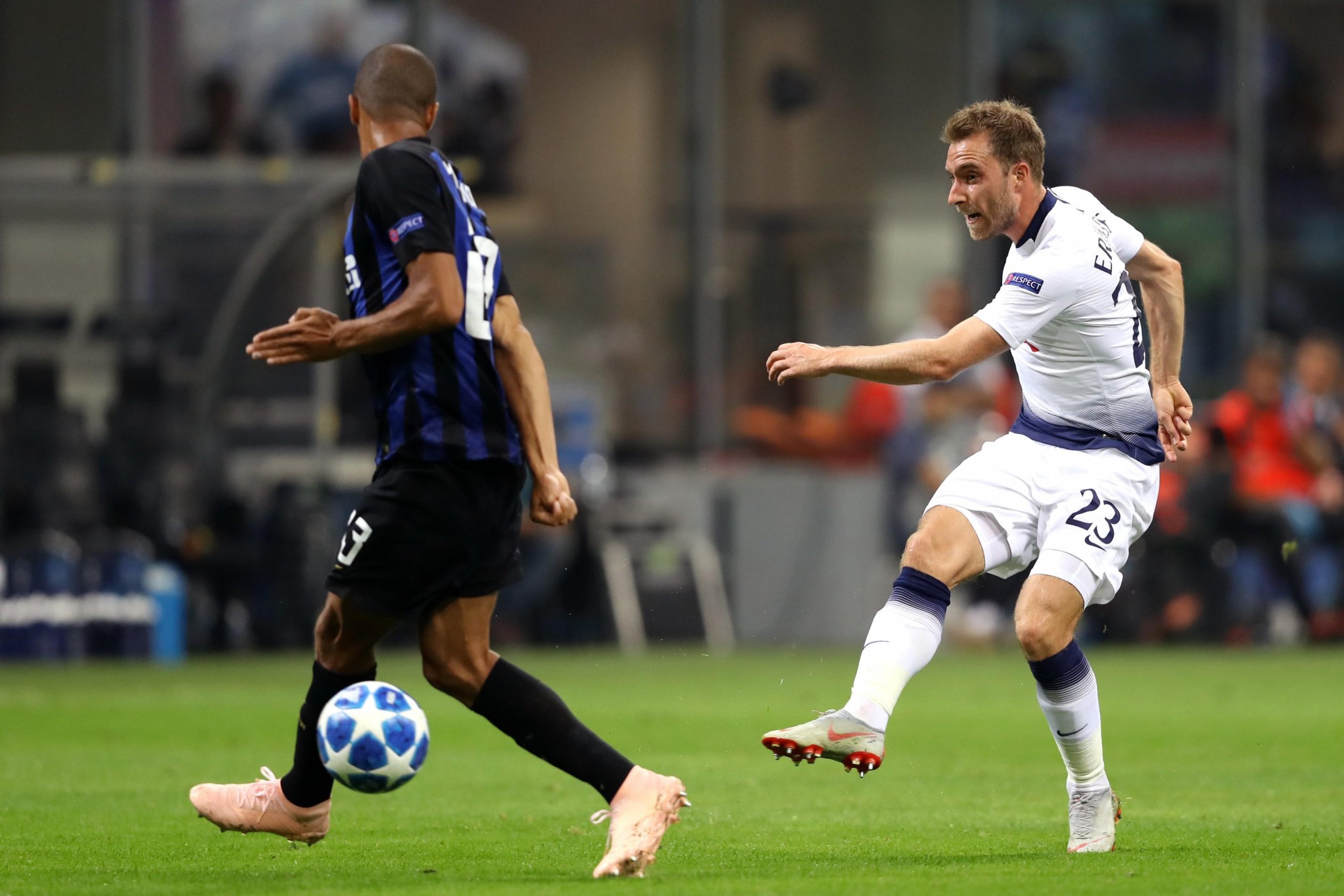Champions League, il solito Tottenham