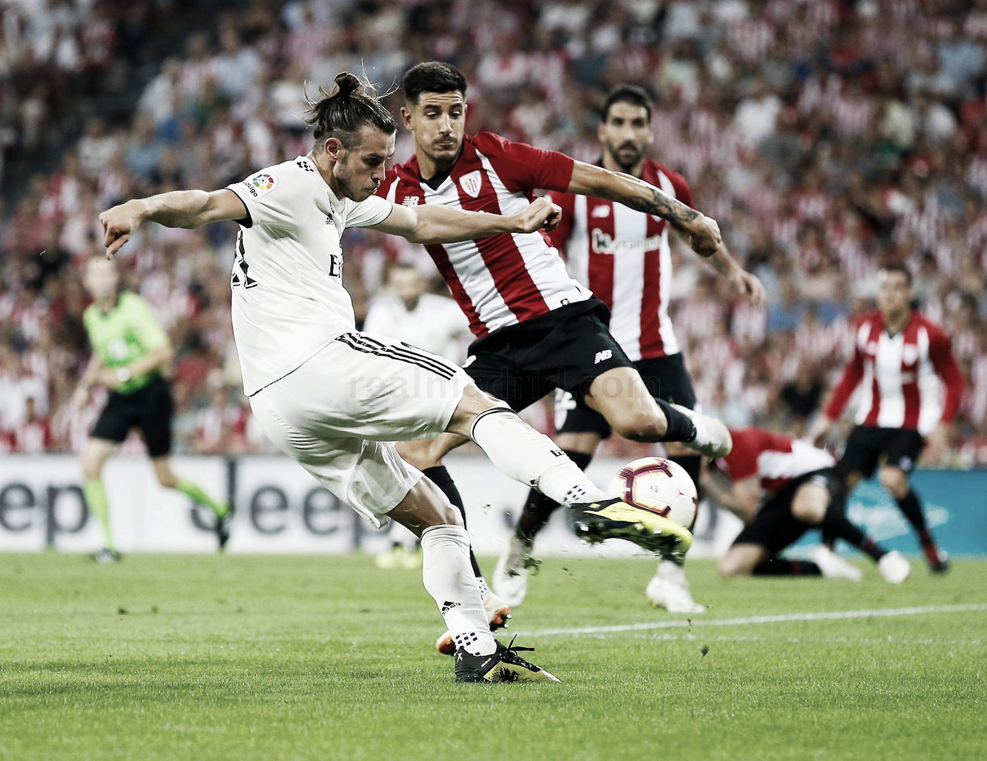 Em jogo movimentado, Real Madrid consegue empate contra Athletic Bilbao