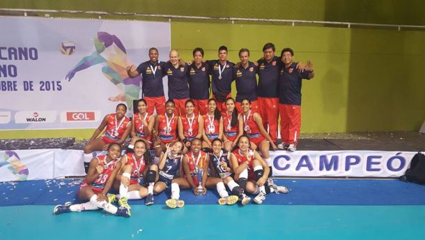 Voliebol femenino: Perú es subcampeón