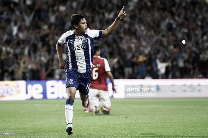 Quintero de volta ao FC Porto