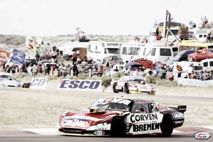 Rossi ganó en Trelew