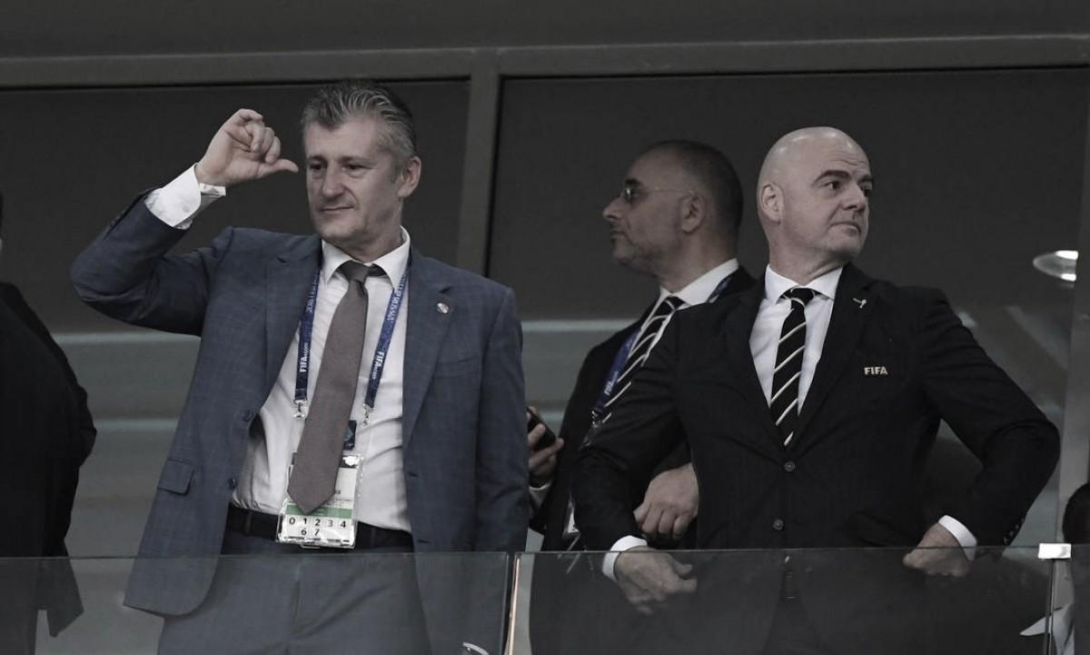 """Suker valoriza campanha da Croácia e elogia França: """"Ganhou o melhor time"""""""