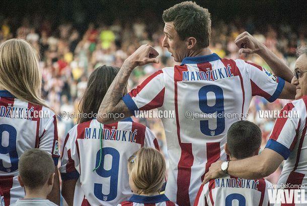 Contratos temporales para los delanteros del Atlético