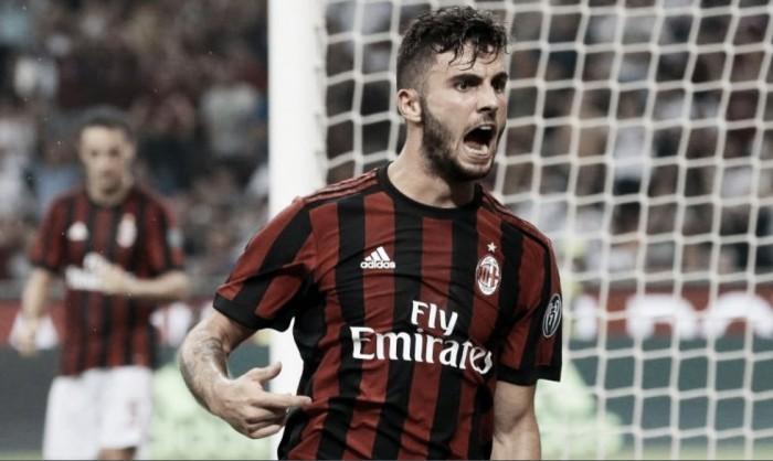 Europa League - Milan, le parole di Montella e Cutrone dopo la vittoria sul Rijeka